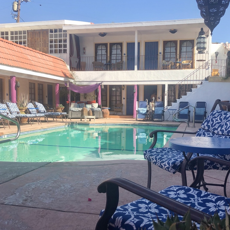 El Morocco Inn and Spa