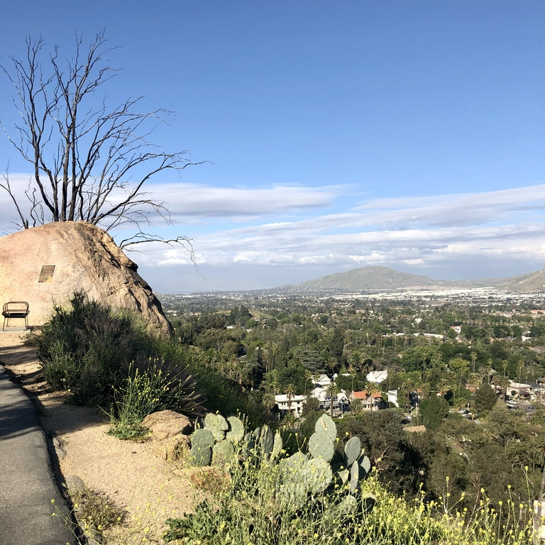mount rubidoux hiking trail