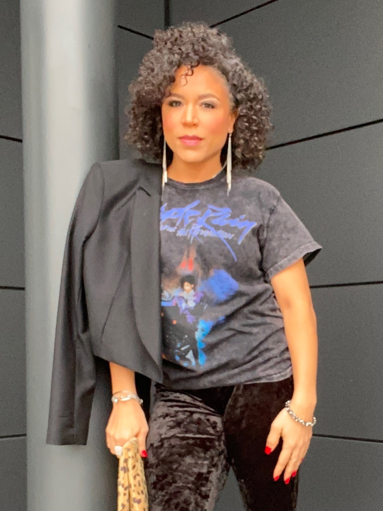 prince and the revolution tee