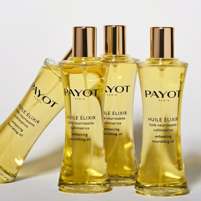 Payot beauty products