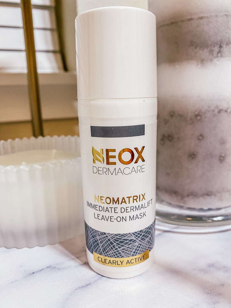 Neox Dermacare product review beauty blogger
