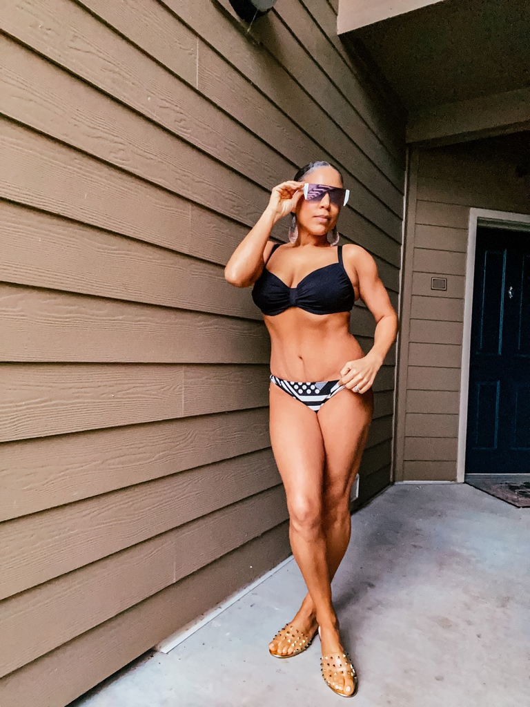 forty and fit bikini body