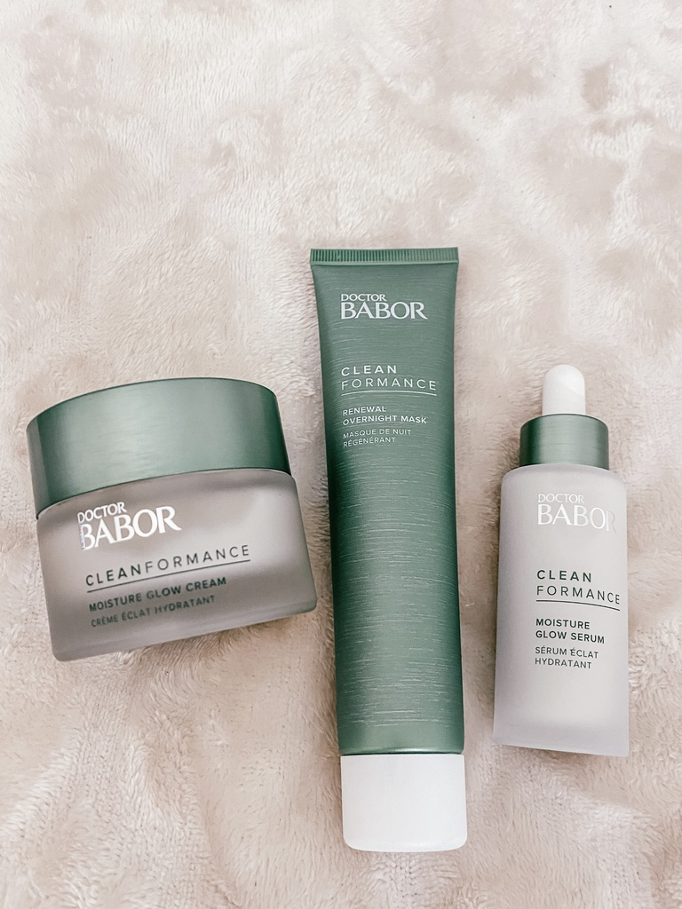Doctor Babor Cleanformance Skin Care Review Blog