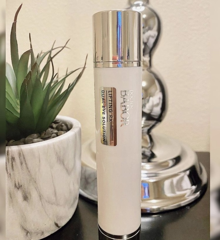 Doctor Babor Dual Eye Solution Review