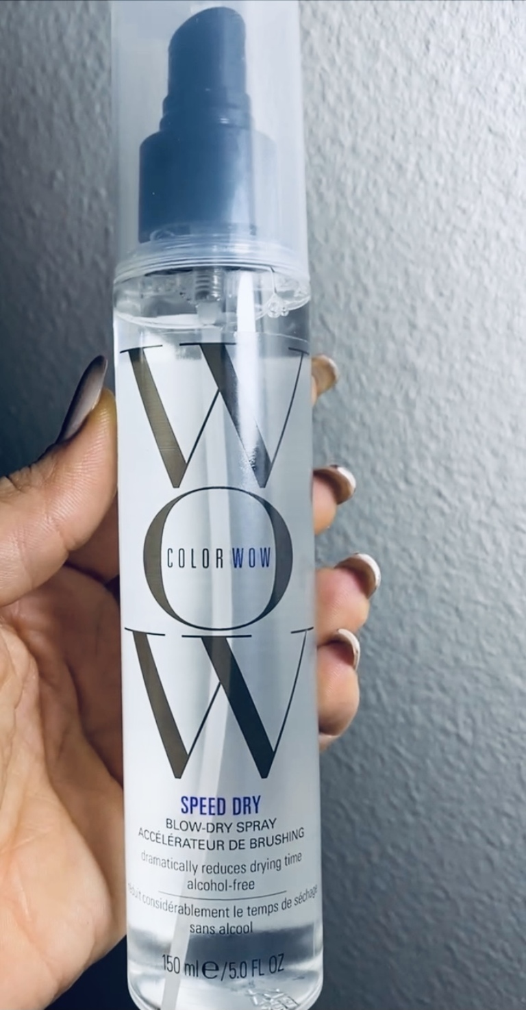 Color Wow Hair Product Line Review