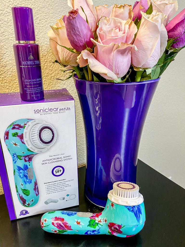 Michael Todd Soniclear Petite Cleansing Brush