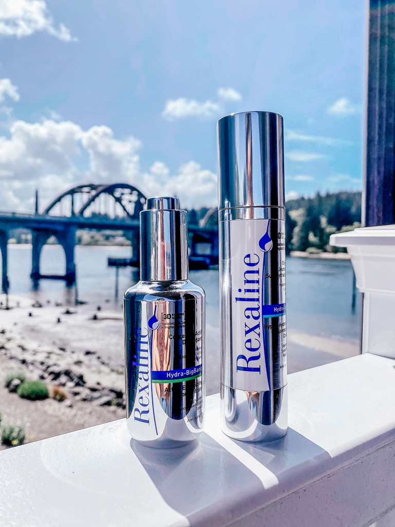 Rexaline Skincare products
