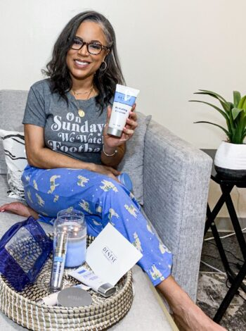 My Skincare Routine Using Dr. Denese SkinScience Skin Care Products