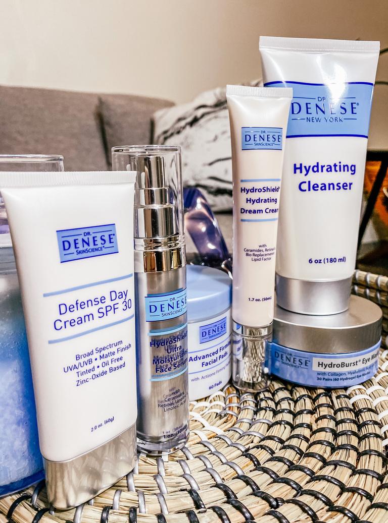 Dr Denese Skin Care Product Review