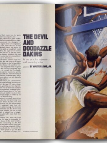 The Devil and Doodazzle Dakins by Walter Lowe Jr.