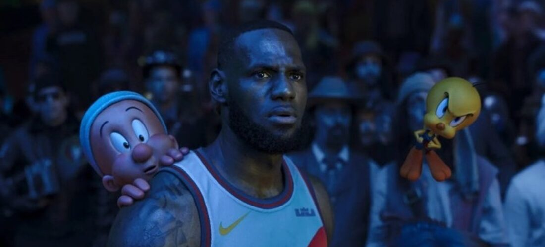 Space Jam: Innocent Similarities or Intentional Copying?