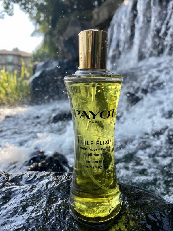 payot body oil huile elixir